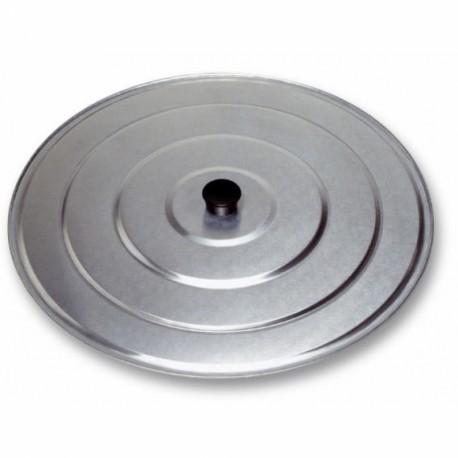 Couvercle en aluminium 32 cm