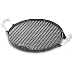 Plaque gril émaillée 43 cm