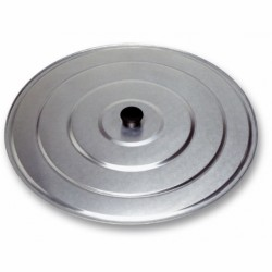 Couvercle en aluminium 45 cm